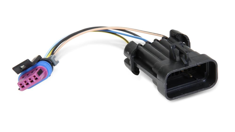 medium resolution of holley gm distributor wiring harness adapters 558 304 free shipping on orders over 99 at summit racing