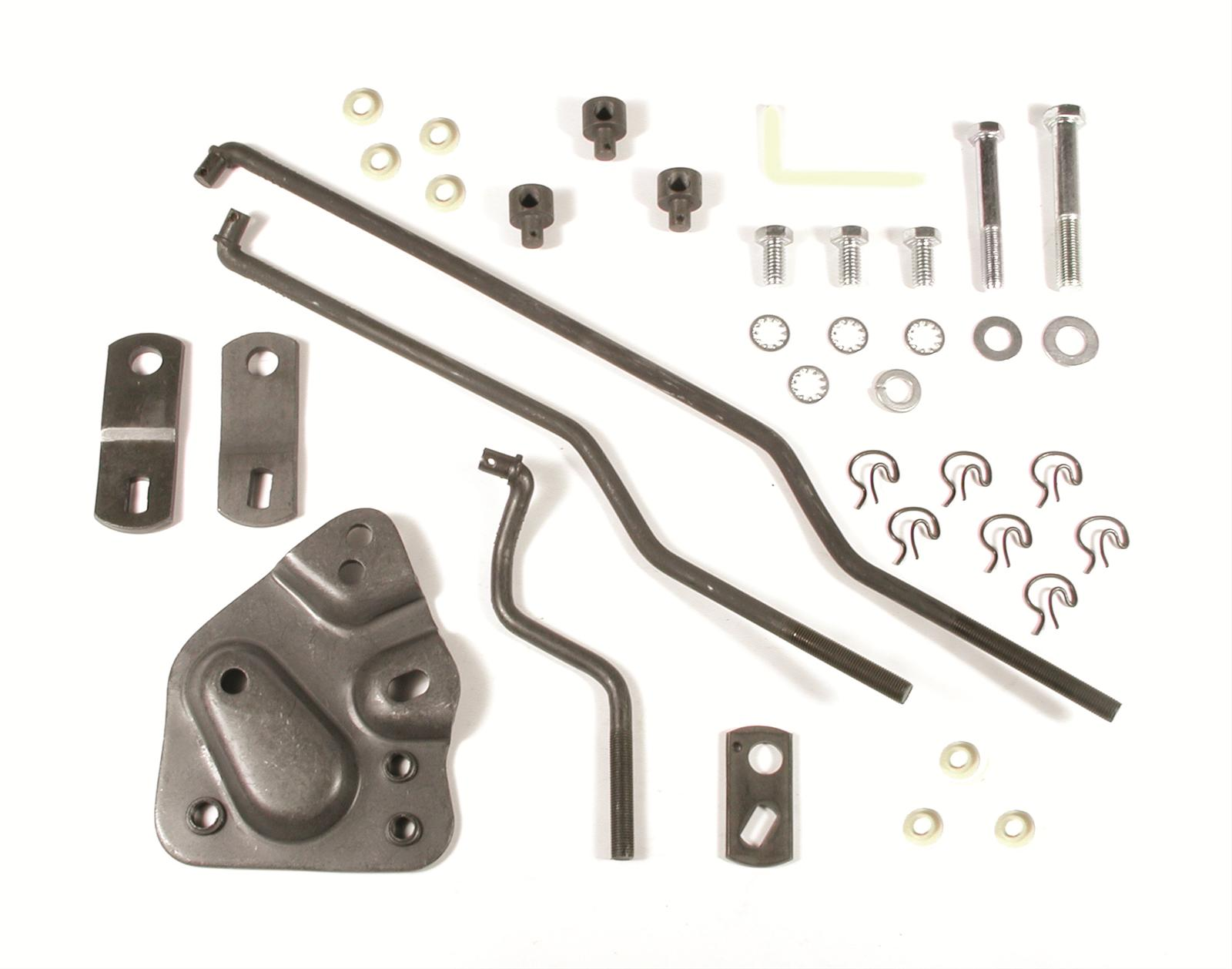 hight resolution of hurst competition plus installation kits 3733162 free shipping on orders over 99 at summit racing