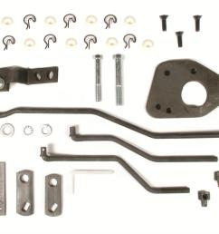 hurst competition plus installation kits 3737638 free shipping on orders over 99 at summit racing [ 1600 x 1261 Pixel ]