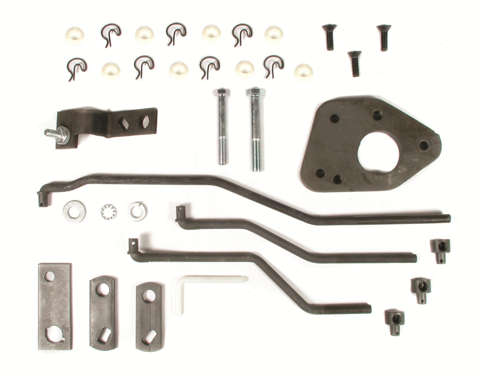 hight resolution of hurst competition plus installation kits 3737638 free shipping on orders over 99 at summit racing