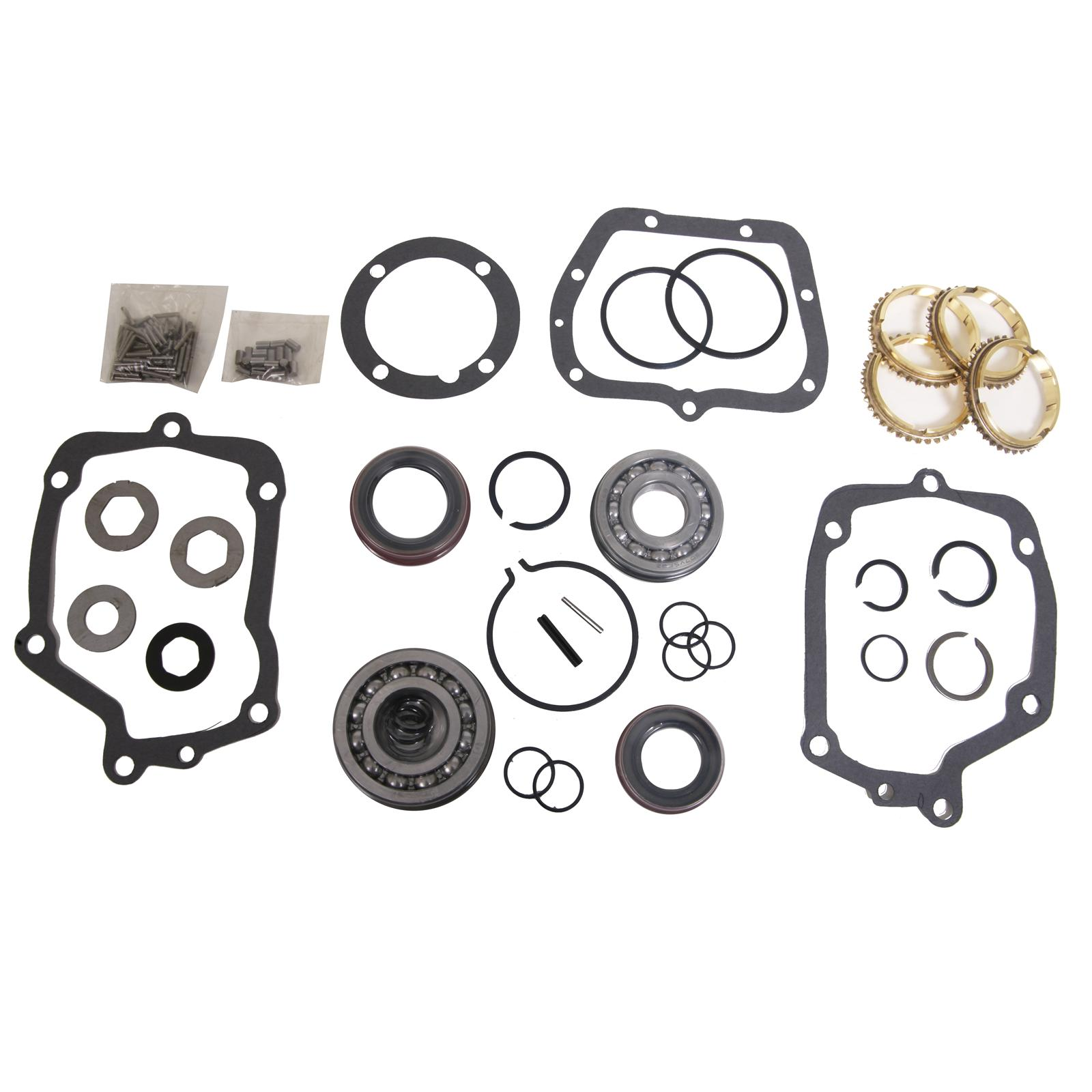 Motive Gear Manual Transmission Bearing and Seal Master