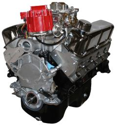 blueprint engines ford 347 c i d 415 hp dressed stroker long block crate engines bp3474ctc free shipping on orders over 99 at summit racing [ 1497 x 1600 Pixel ]