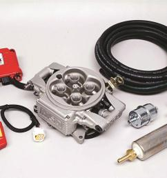 msd atomic efi throttle body systems 2900 free shipping on orders over 99 at summit racing [ 1600 x 1064 Pixel ]