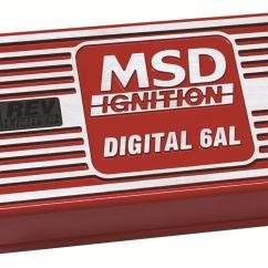 Msd Ignition Digital 6al Wiring Diagram 2000 Volkswagen Jetta Headlight Controllers 6425 Free Shipping