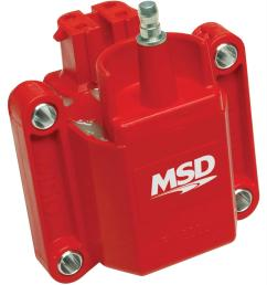 msd blaster gm coils 8226 free shipping on orders over 99 at summit racing [ 1341 x 1500 Pixel ]