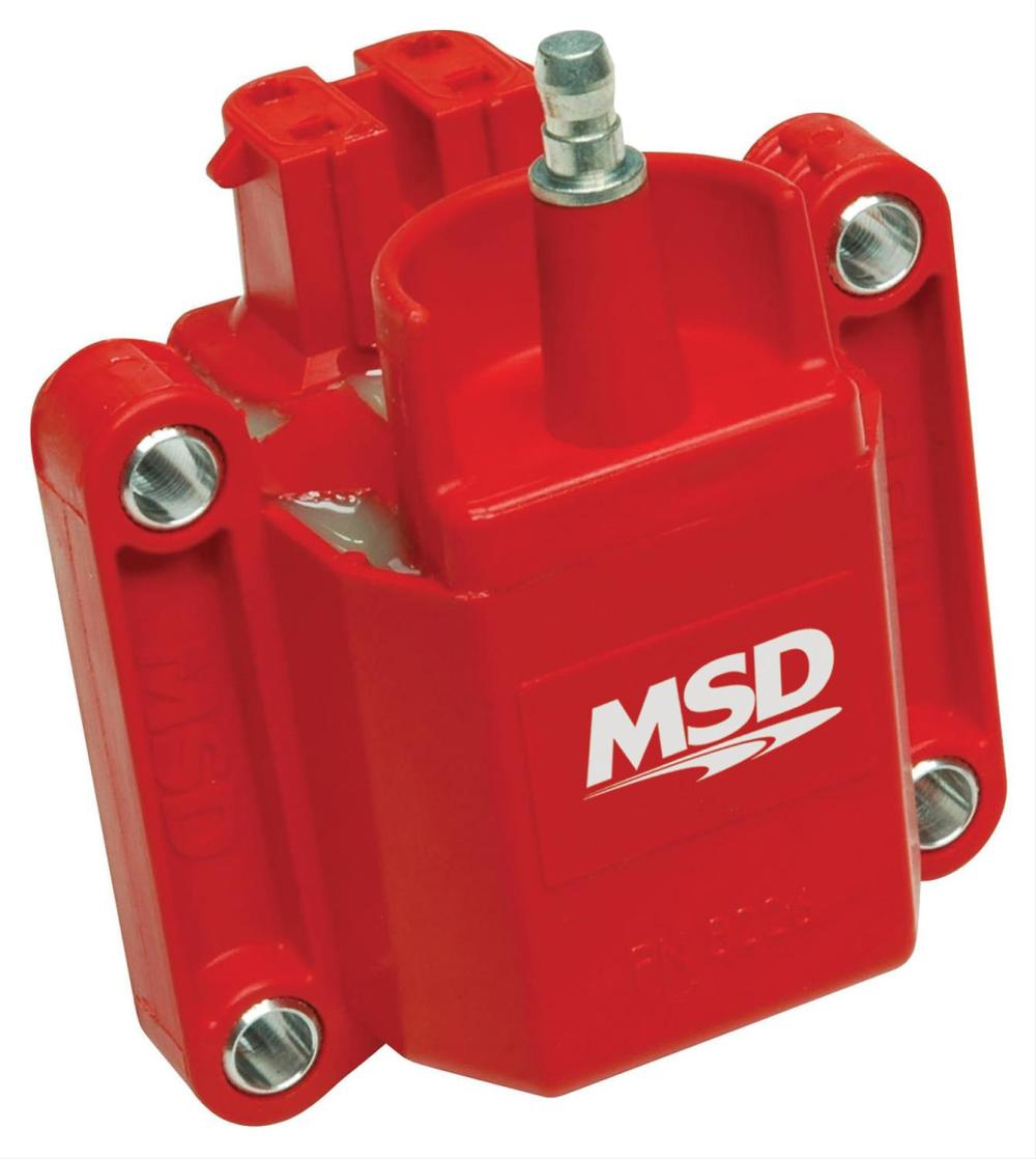 medium resolution of msd blaster gm coils 8226 free shipping on orders over 99 at summit racing