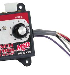 msd launch control module selectors 8735 free shipping on orders over 99 at summit racing [ 1500 x 834 Pixel ]