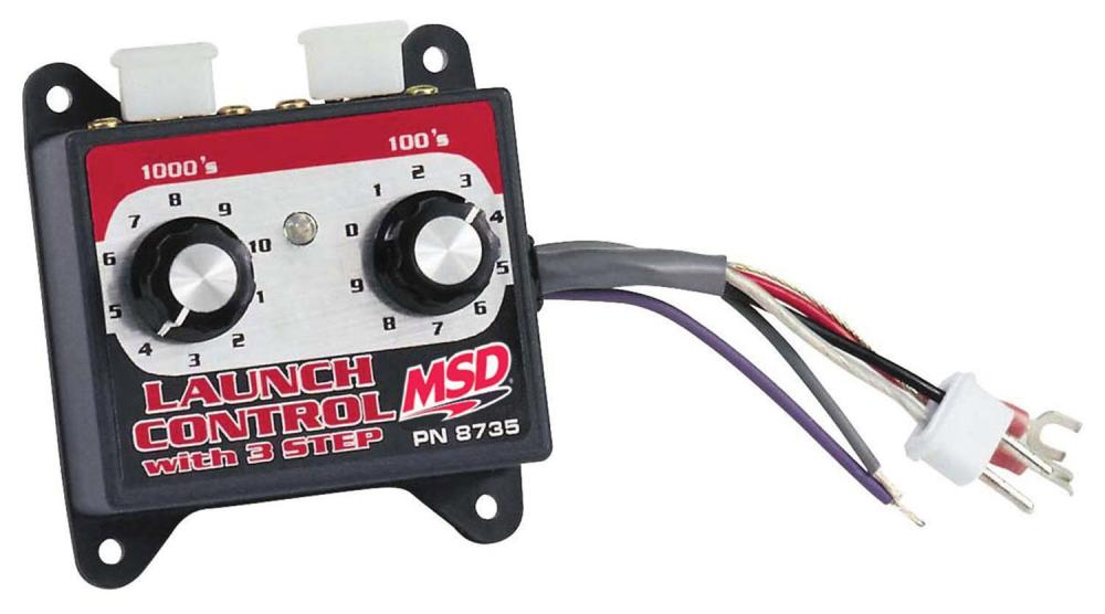 medium resolution of msd launch control module selectors 8735 free shipping on orders over 99 at summit racing