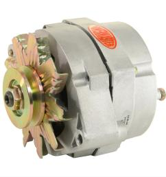 powermaster retro alternators 7127 free shipping on orders over 99 at summit racing [ 1075 x 1075 Pixel ]