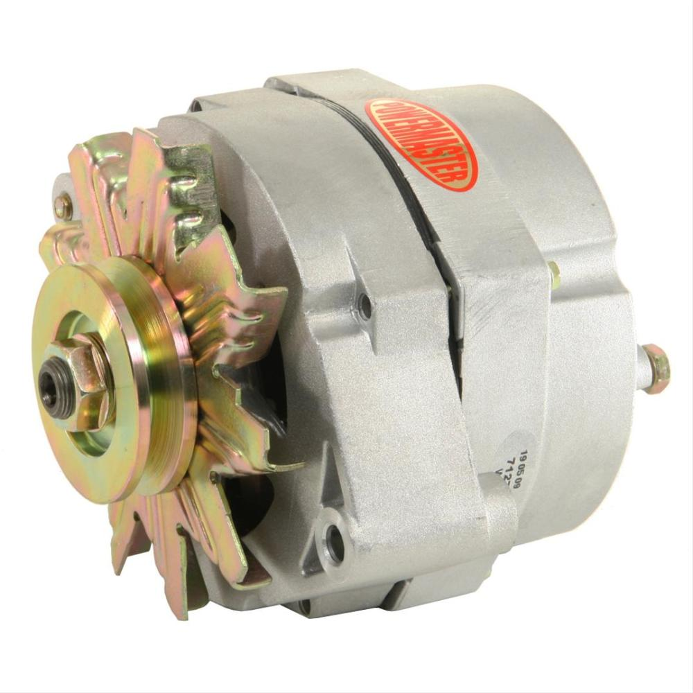 medium resolution of powermaster retro alternators 7127 free shipping on orders over 99 at summit racing