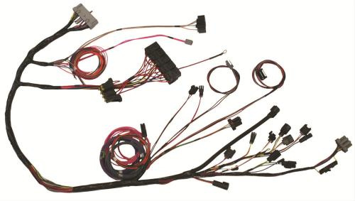 small resolution of the detail zone ford 2 3 turbo efi engine swap wiring harnesses mg65 free shipping on orders over 99 at summit racing