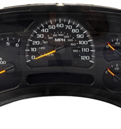dorman oem remanufactured instrument clusters 599 300 free shipping on orders over 99 at summit racing [ 1500 x 751 Pixel ]