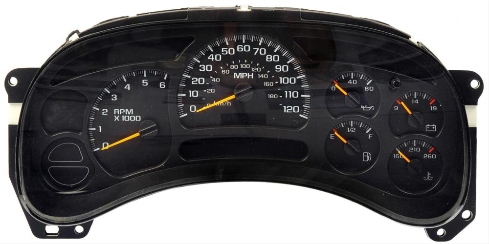 medium resolution of dorman oem remanufactured instrument clusters 599 300 free shipping on orders over 99 at summit racing