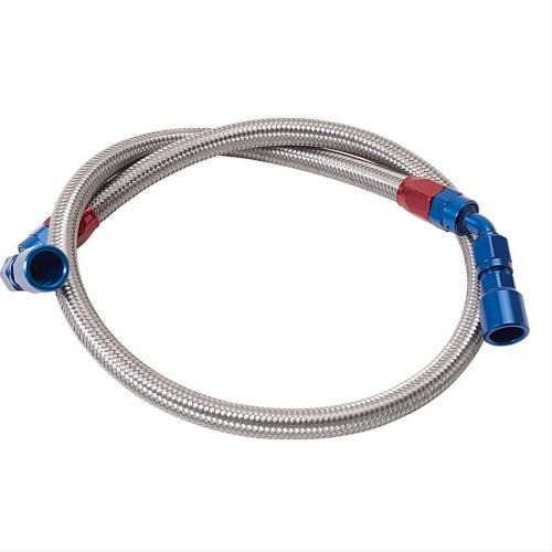 small resolution of russell stainless steel braided fuel hose kits 651111 free shipping on orders over 99 at summit racing