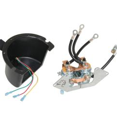 ramsey winch 278027 solenoid assy dc 200 new style 12v ebay rh ebay com early ramsey winch solenoid wiring diagram ramsey rep 8000 solenoid diagram [ 1600 x 1600 Pixel ]