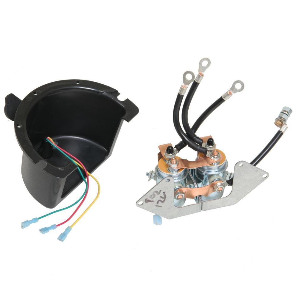 medium resolution of ramsey winch 278027 solenoid assy dc 200 new style 12v ebay rh ebay com early ramsey winch solenoid wiring diagram ramsey rep 8000 solenoid diagram