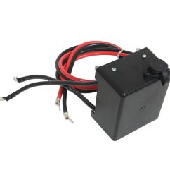 ramsey winch replacement part solenoid assembly 3 6 hp 12 volt rep 8 278155 [ 1600 x 1600 Pixel ]