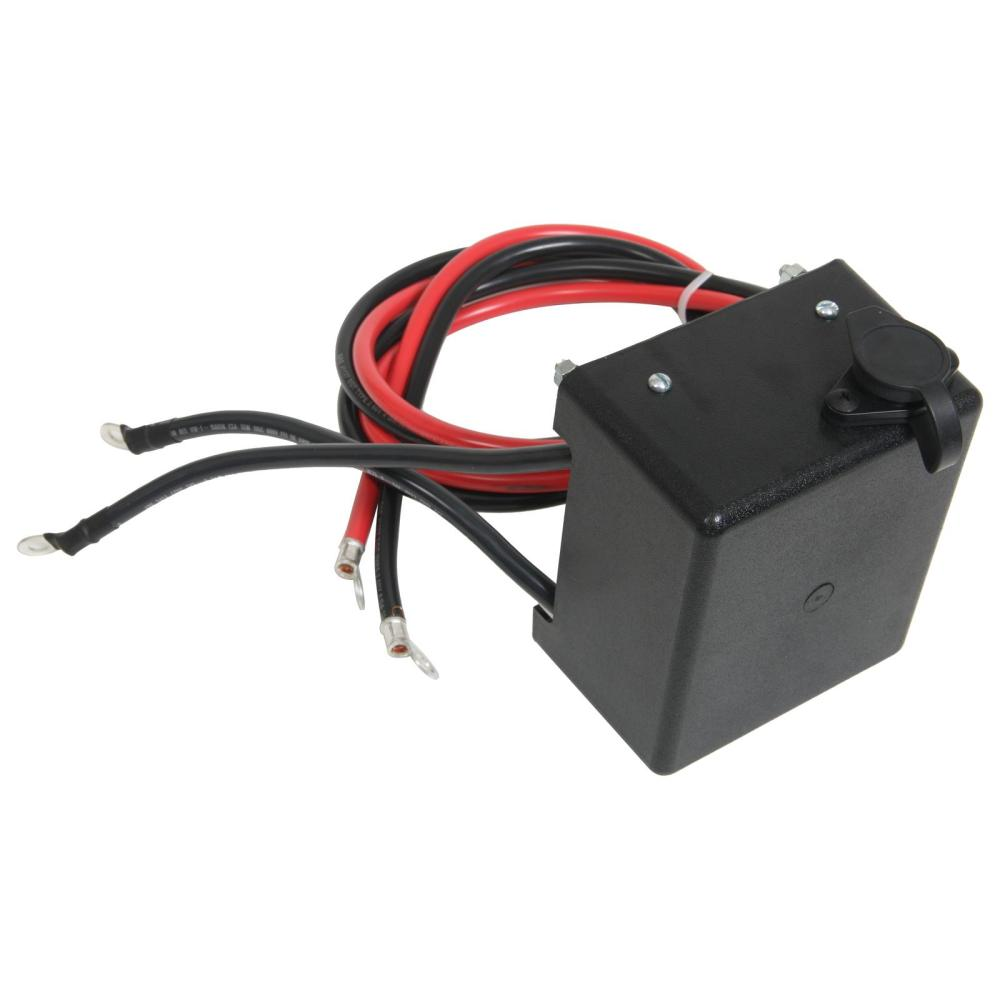 medium resolution of ramsey winch replacement part solenoid assembly 3 6 hp 12 volt rep 8 278155