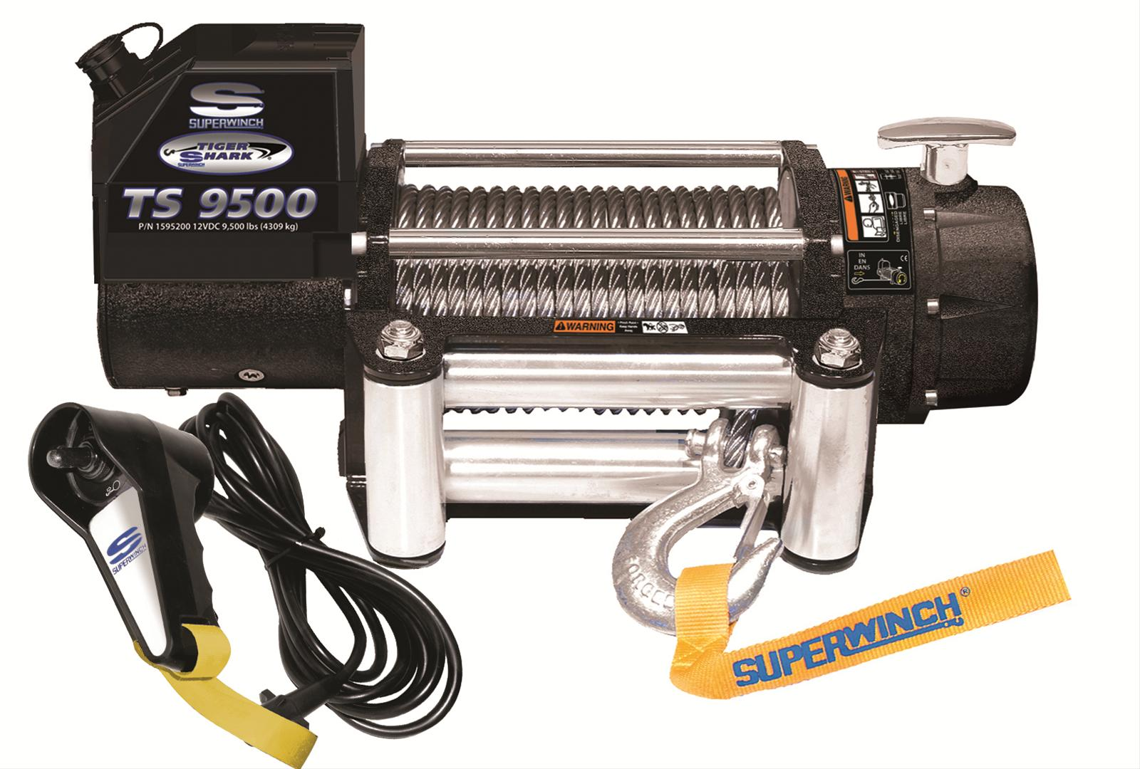 hight resolution of superwinch 3500 manual