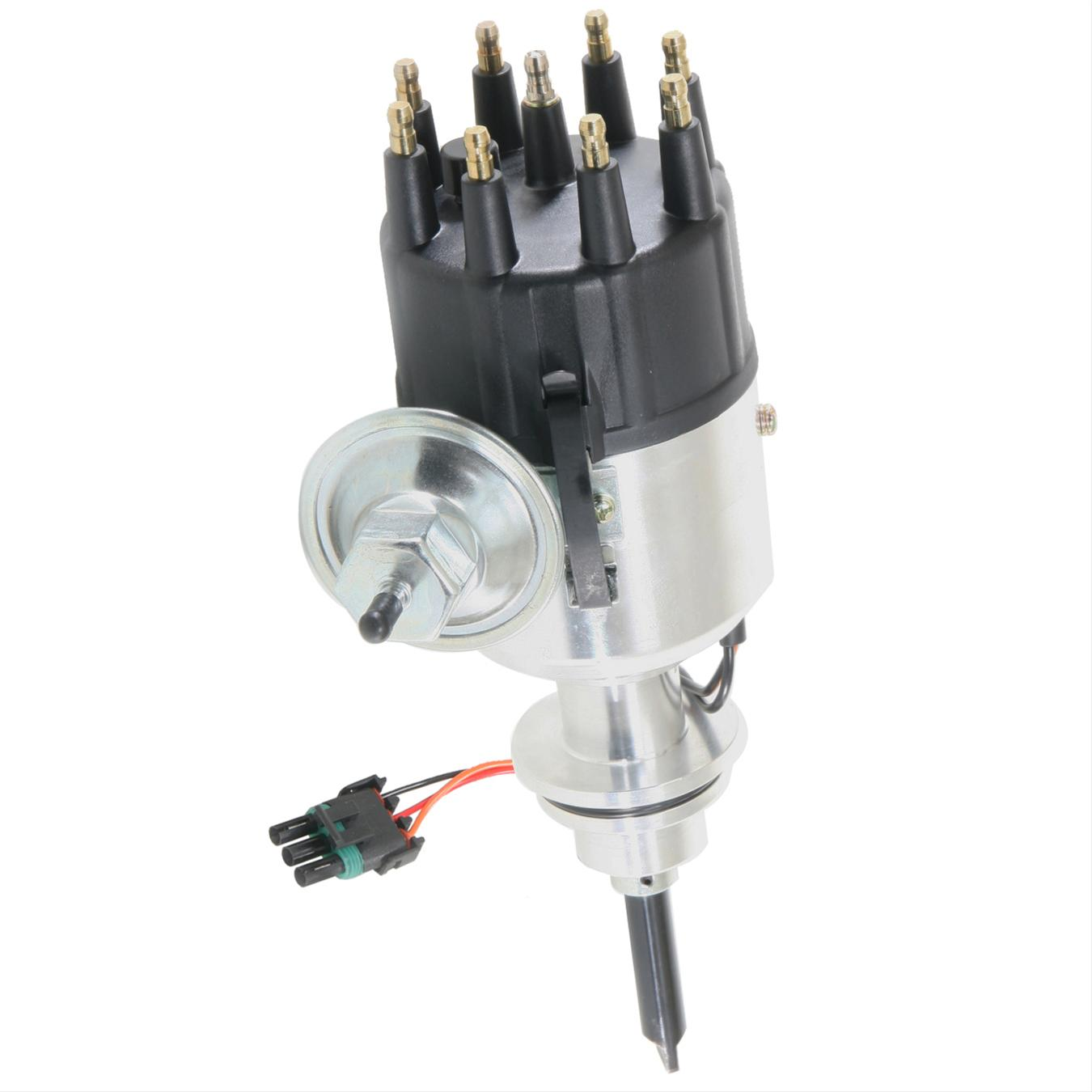 hei distributor tach output signal sequential turbo diagram summit racing ready to run billet 850028 ebay