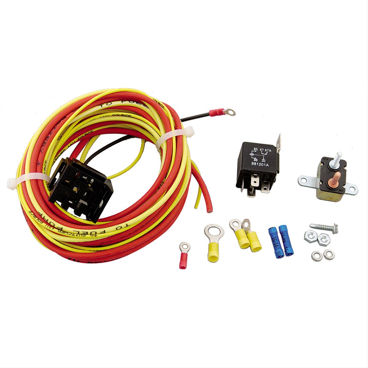 hight resolution of summit racing fuel pump relays sum 890023 free shipping on orders over 99 at summit racing