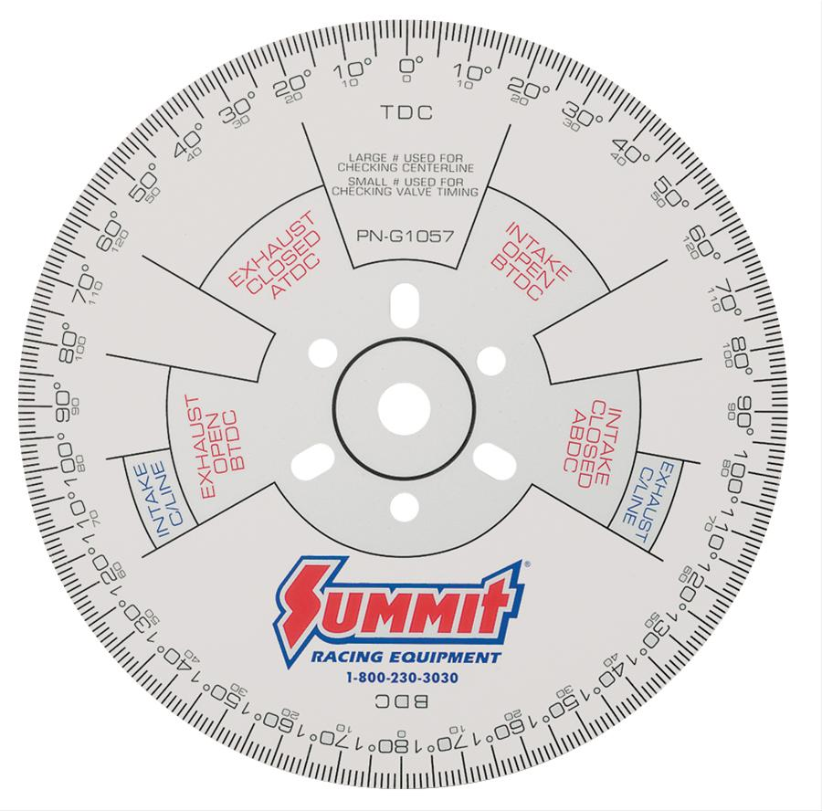 hight resolution of summit racing cam degree wheels sum g1057 free shipping on orders over 99 at summit racing