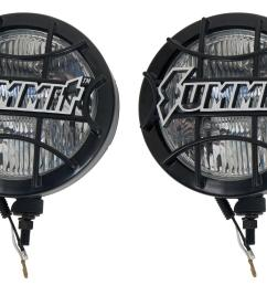 summit racing off road lights sum g6288 free shipping on orders over 99 at summit racing [ 1600 x 1027 Pixel ]