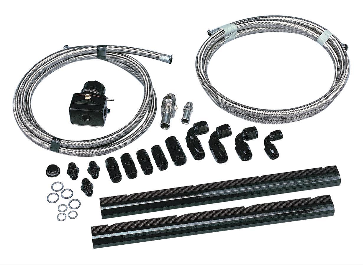 Trick Flow Tfx Efi Fuel Rail Kits Tfs