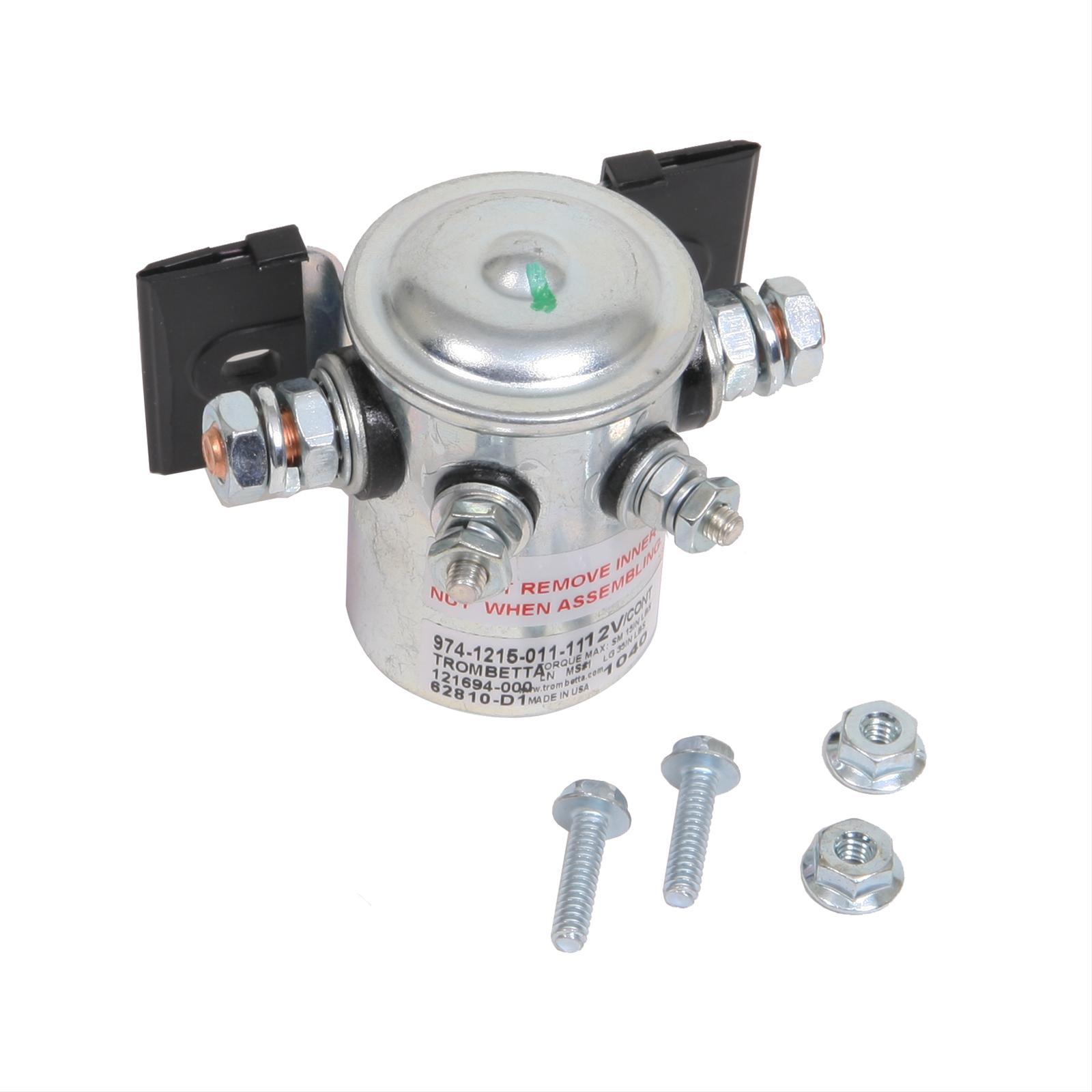 hight resolution of warn replacement solenoids 62871 free shipping on orders over 99 at summit racing