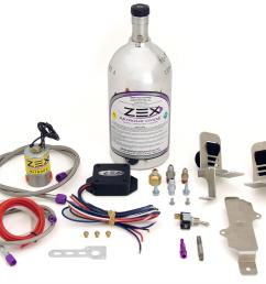 zex hayabusa dry nitrous systems 82075 free shipping on orders over 99 at summit racing [ 1600 x 1322 Pixel ]