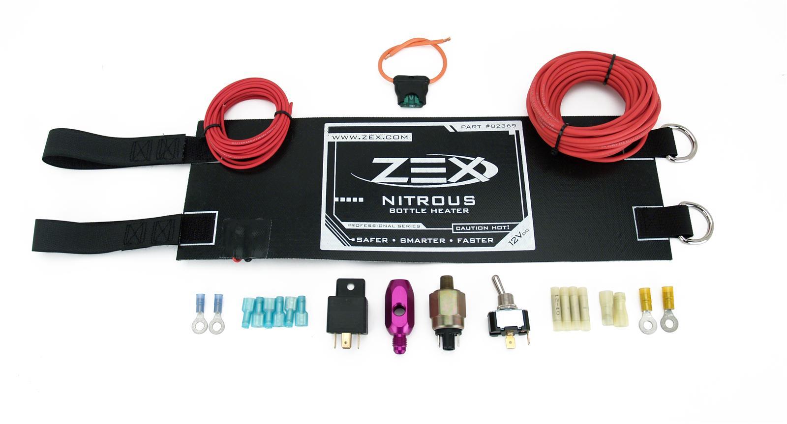nitrous oxide wiring diagram john deere 4430 zex bottle heater 1 20 lb bottles 12 v dc