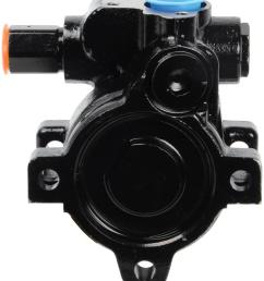 dodge ram 1500 cardone remanufactured power steering pumps 96 269 free shipping on orders over 99 at summit racing [ 1190 x 1500 Pixel ]