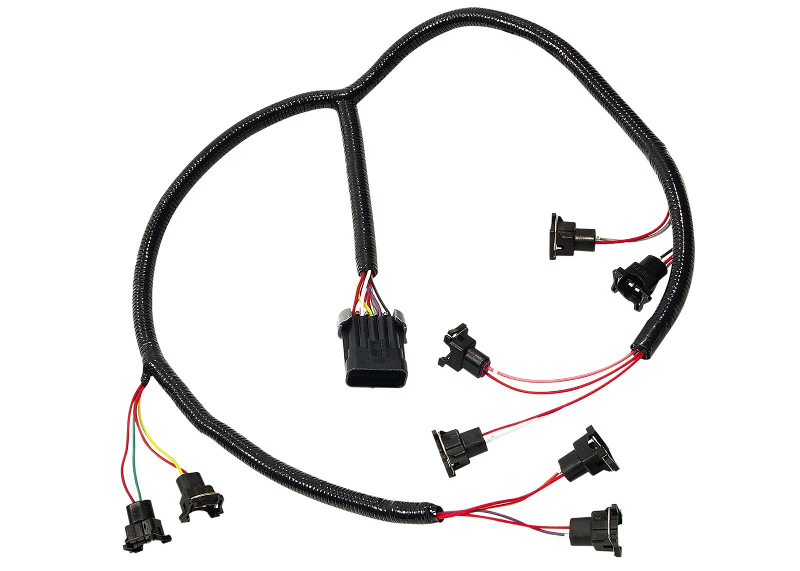 ACCEL DFI Replacement Fuel Injection Wiring Harnesses