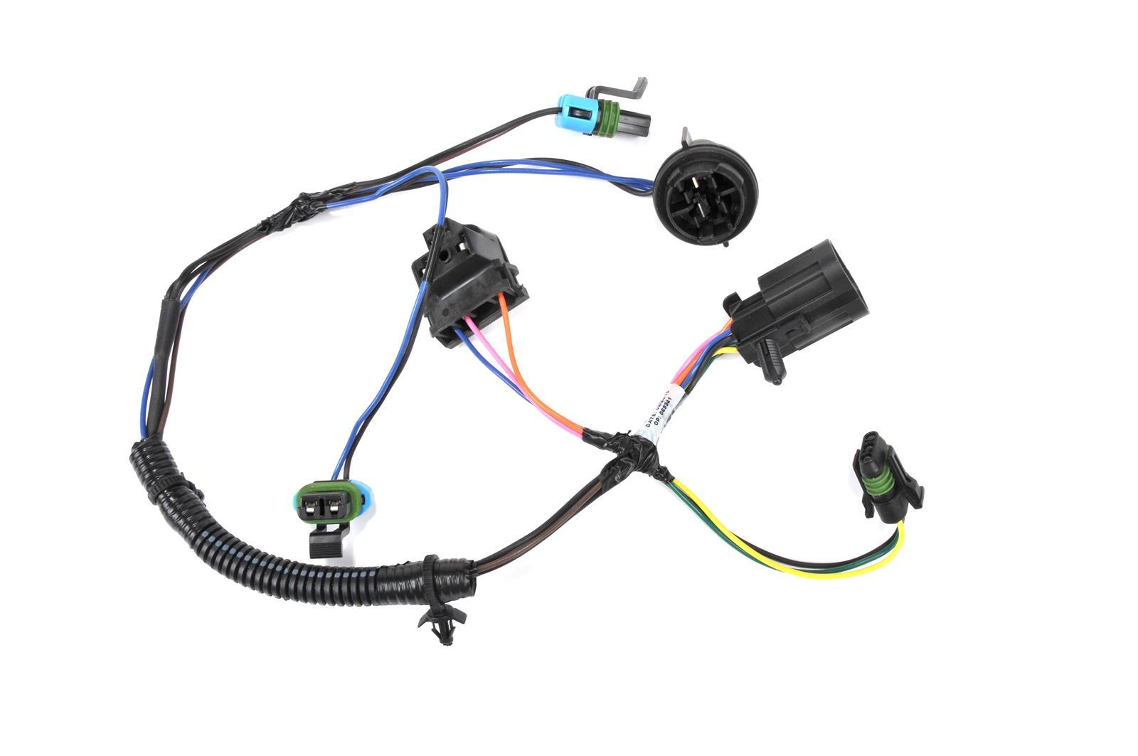 ACDelco 15816667 ACDelco GM OE Headlight Wiring Harnesses