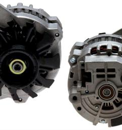acdelco high amp alternators 19152464 free shipping on orders over 99 at summit racing [ 1500 x 1071 Pixel ]