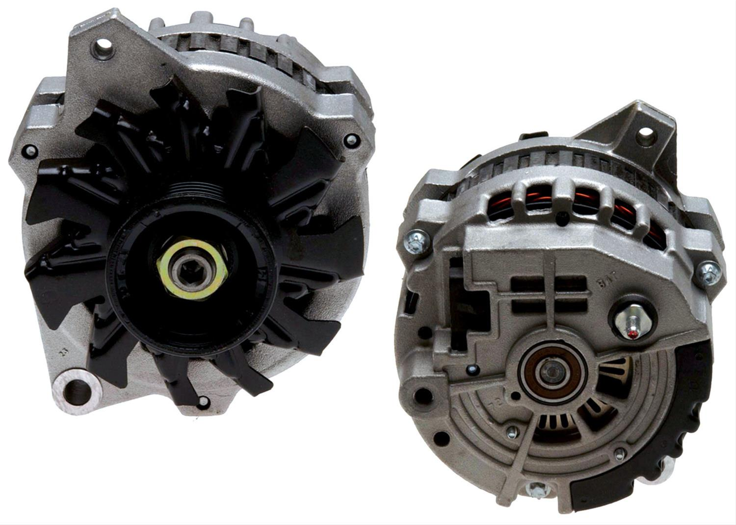 hight resolution of acdelco high amp alternators 19152464 free shipping on orders over 99 at summit racing