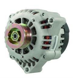 acdelco alternators 88877278 free shipping on orders over 99 at summit racing [ 1500 x 1500 Pixel ]