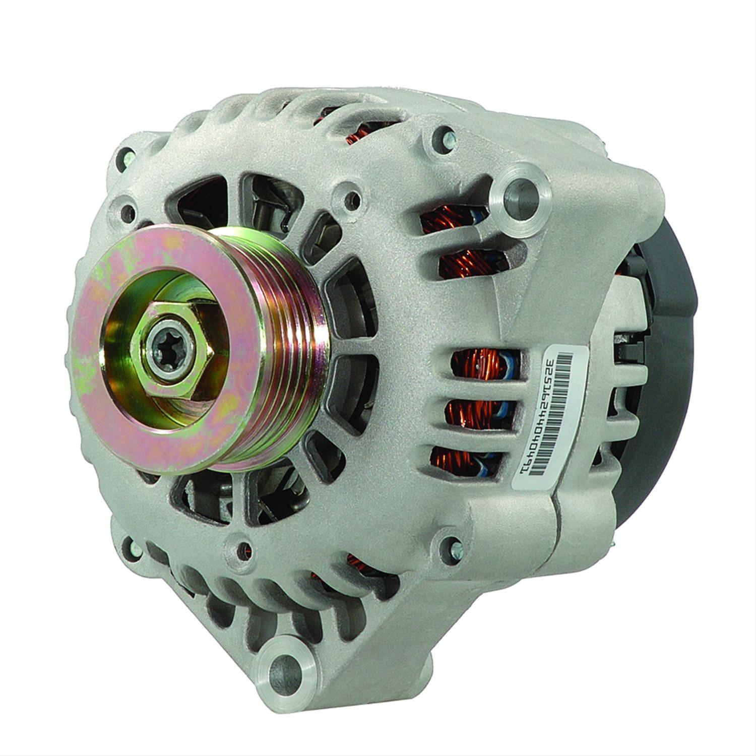 hight resolution of acdelco alternators 88877278 free shipping on orders over 99 at summit racing