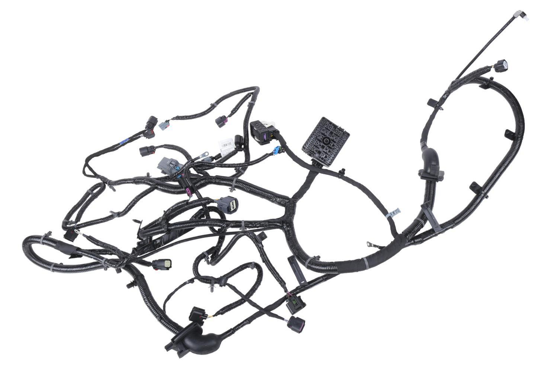 Acdelco Gm Oe Headlight Wiring Harnesses