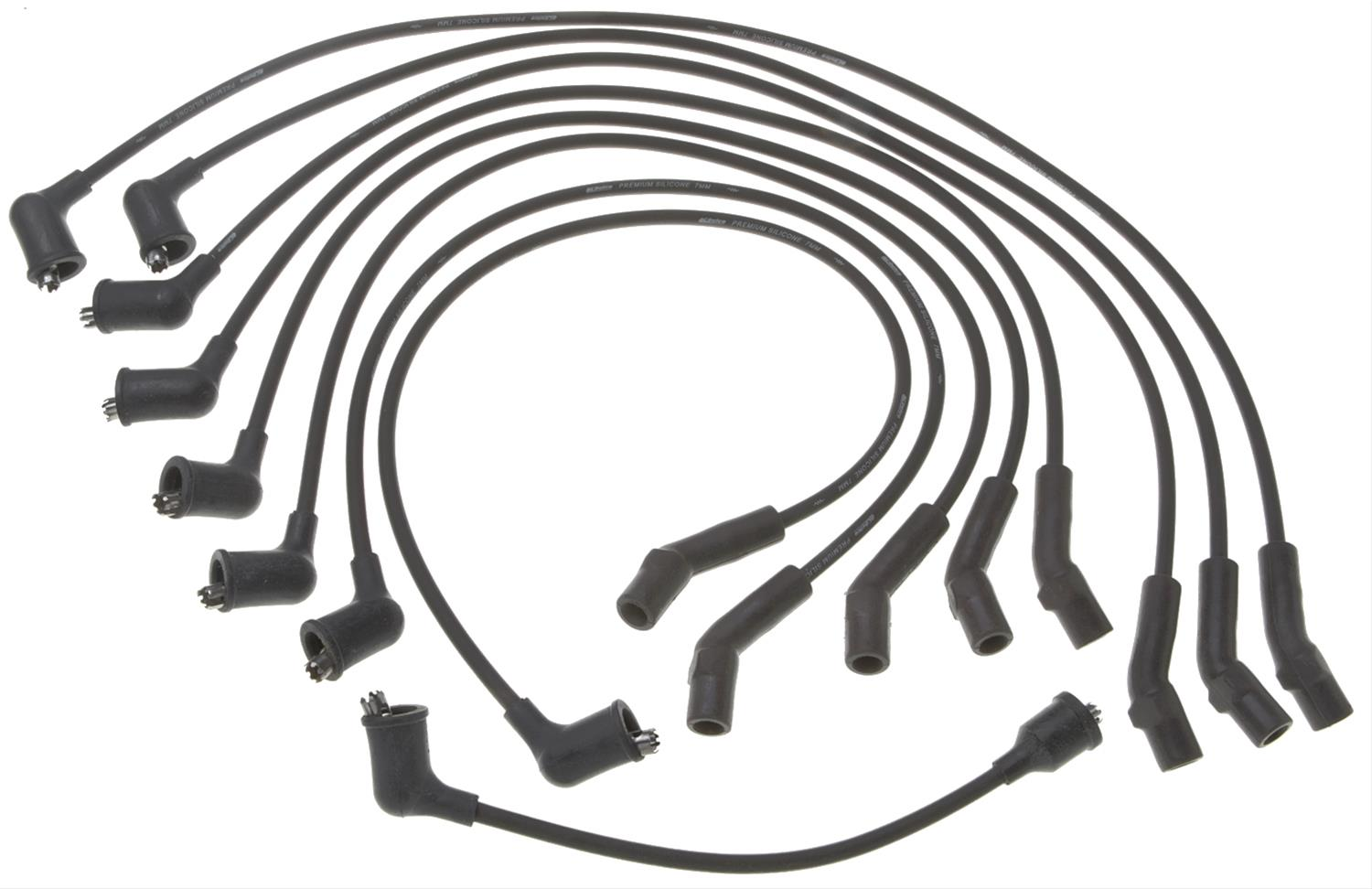 Acdelco Spark Plug Wire Sets