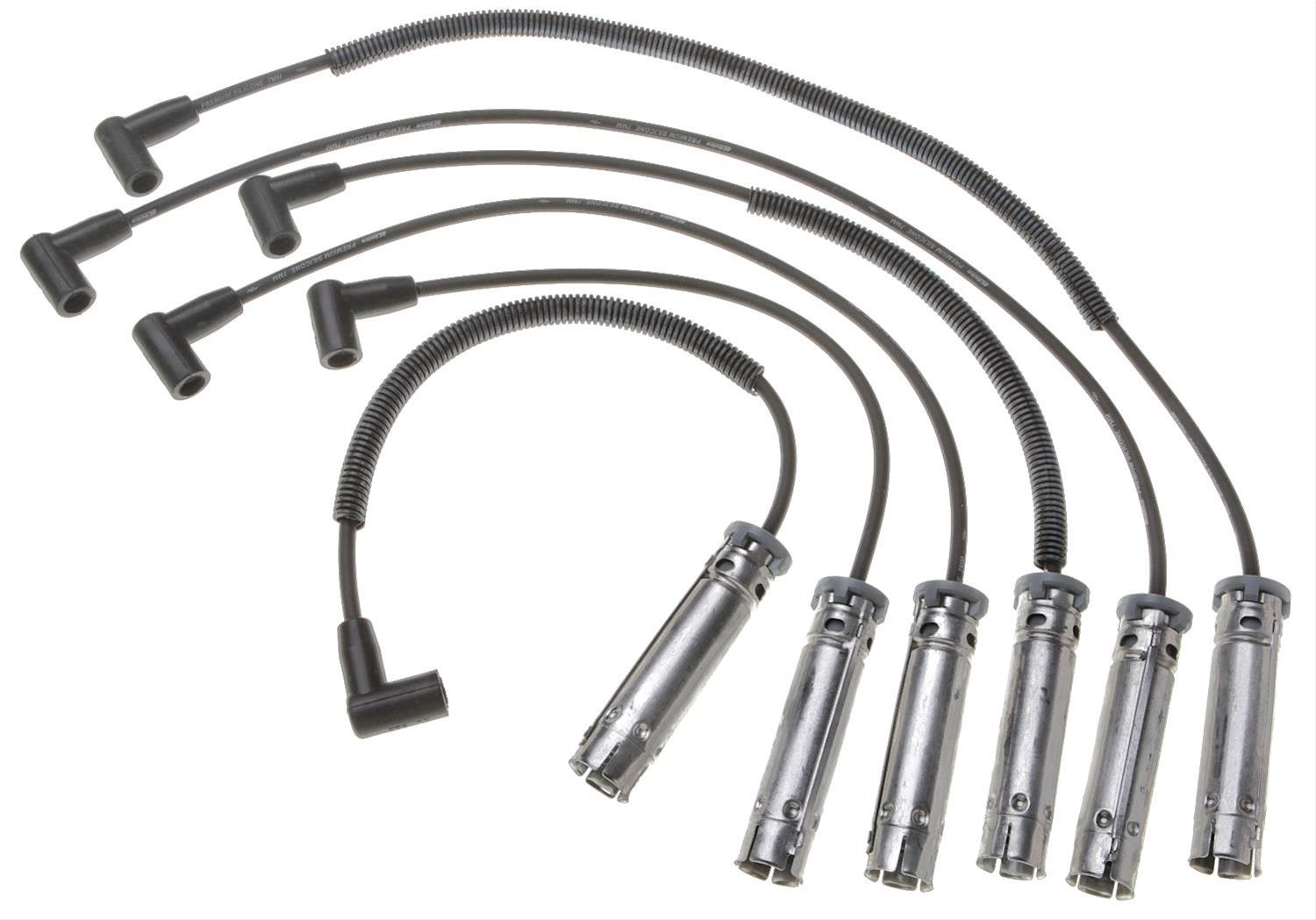 1996 PLYMOUTH VOYAGER ACDelco Spark Plug Wire Sets