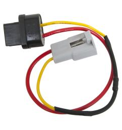 acdelco replacement wiring harness connectors 88861073 free shipping on orders over 99 at summit racing [ 1600 x 1600 Pixel ]