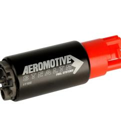 aeromotive stealth electric fuel pumps 11165 free shipping on orders over 99 at summit racing [ 1600 x 1062 Pixel ]