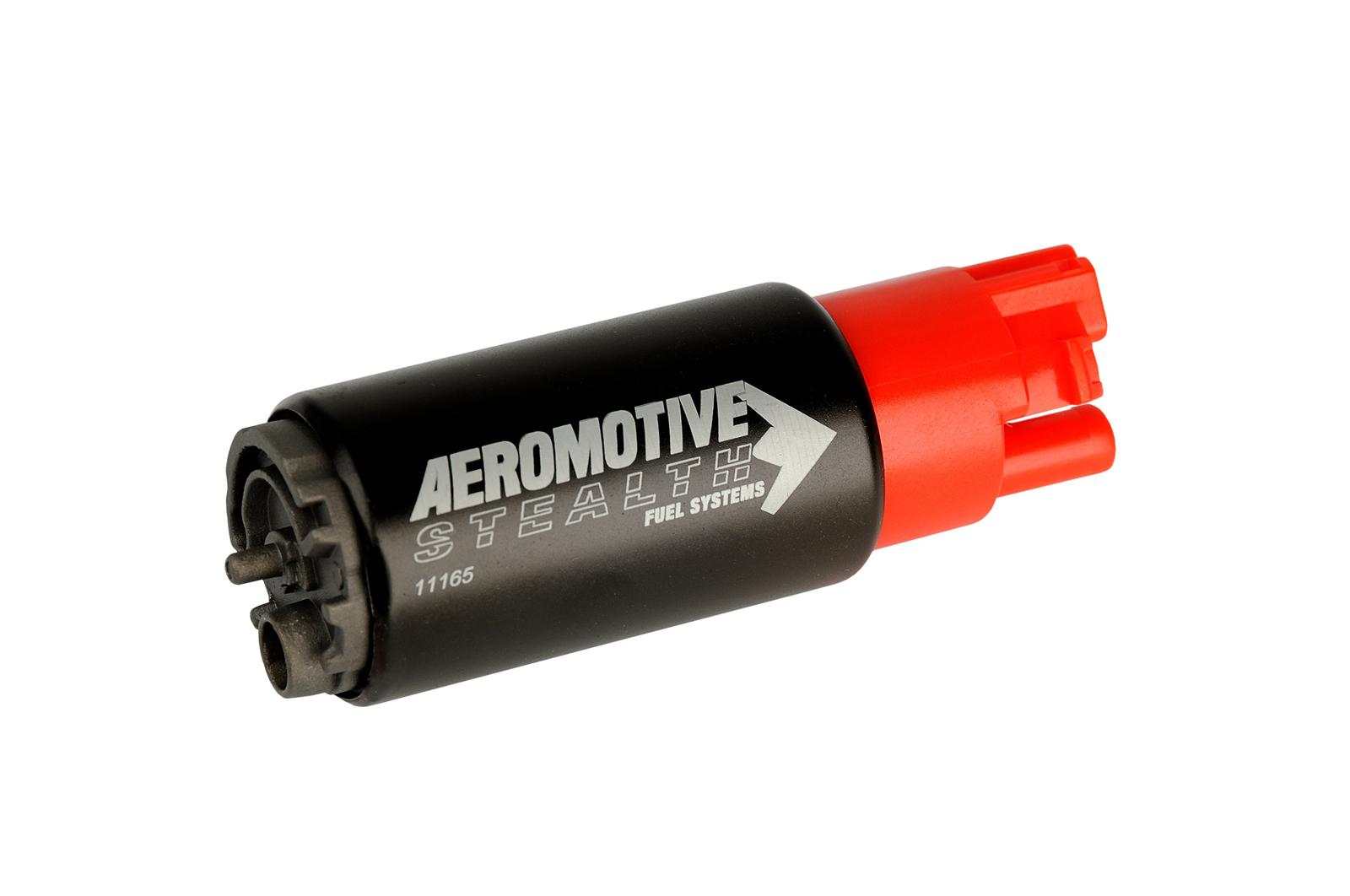 hight resolution of aeromotive stealth electric fuel pumps 11165 free shipping on orders over 99 at summit racing