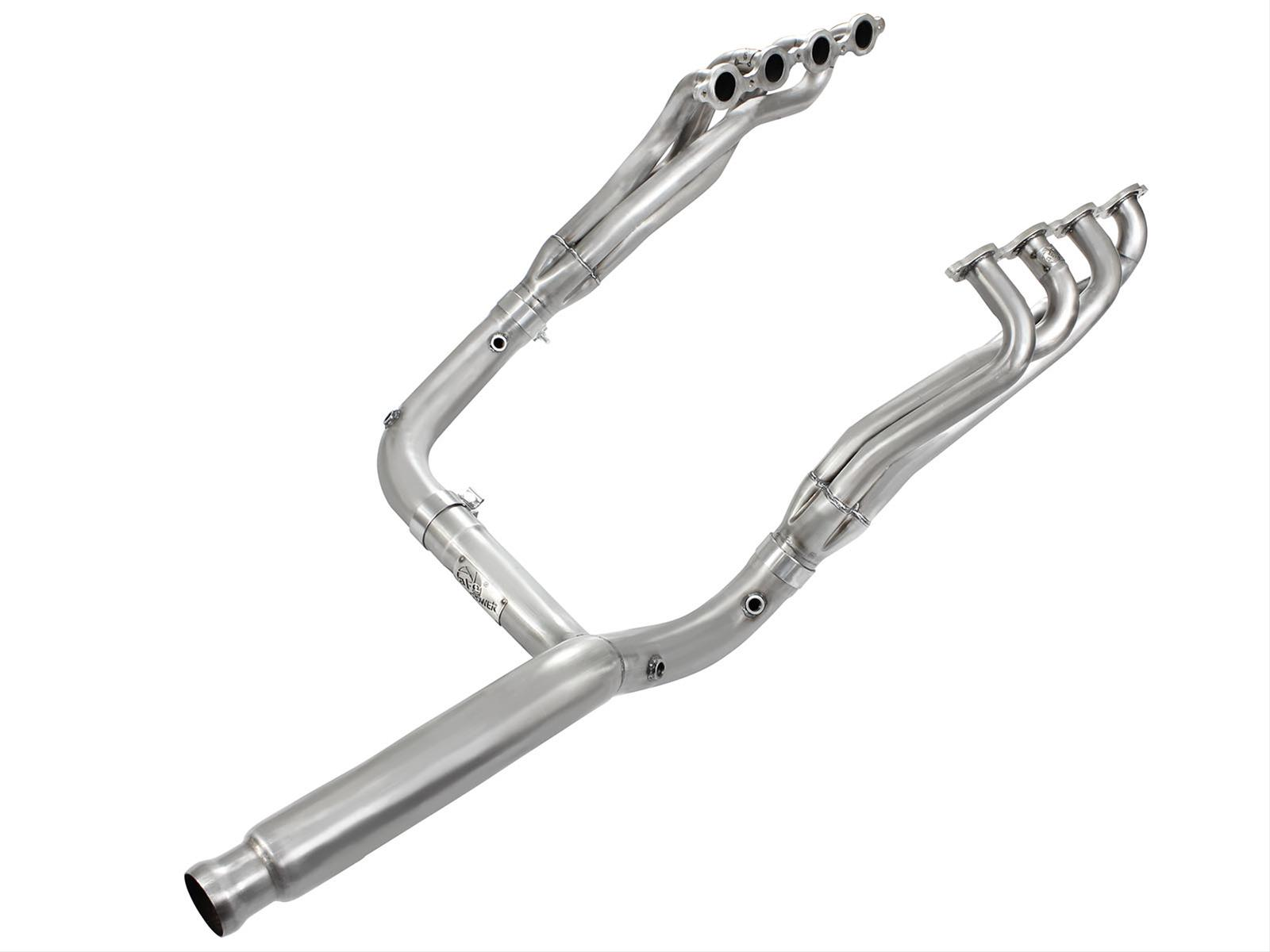 2014 GMC SIERRA 1500 aFe Twisted Steel Headers 48-44005-YN