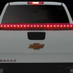 Led Tailgate Bar Alternator Wiring Diagram Internal Regulator Anzo Usa Spoiler Light Location Clear
