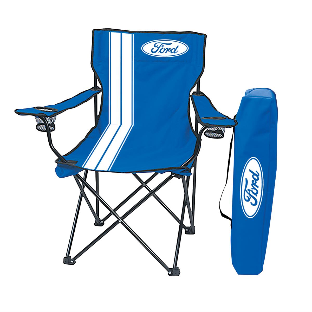 folding chair nylon black wicker rocking chairs genuine hotrod hardware ford frd 40065 661154400650 details about