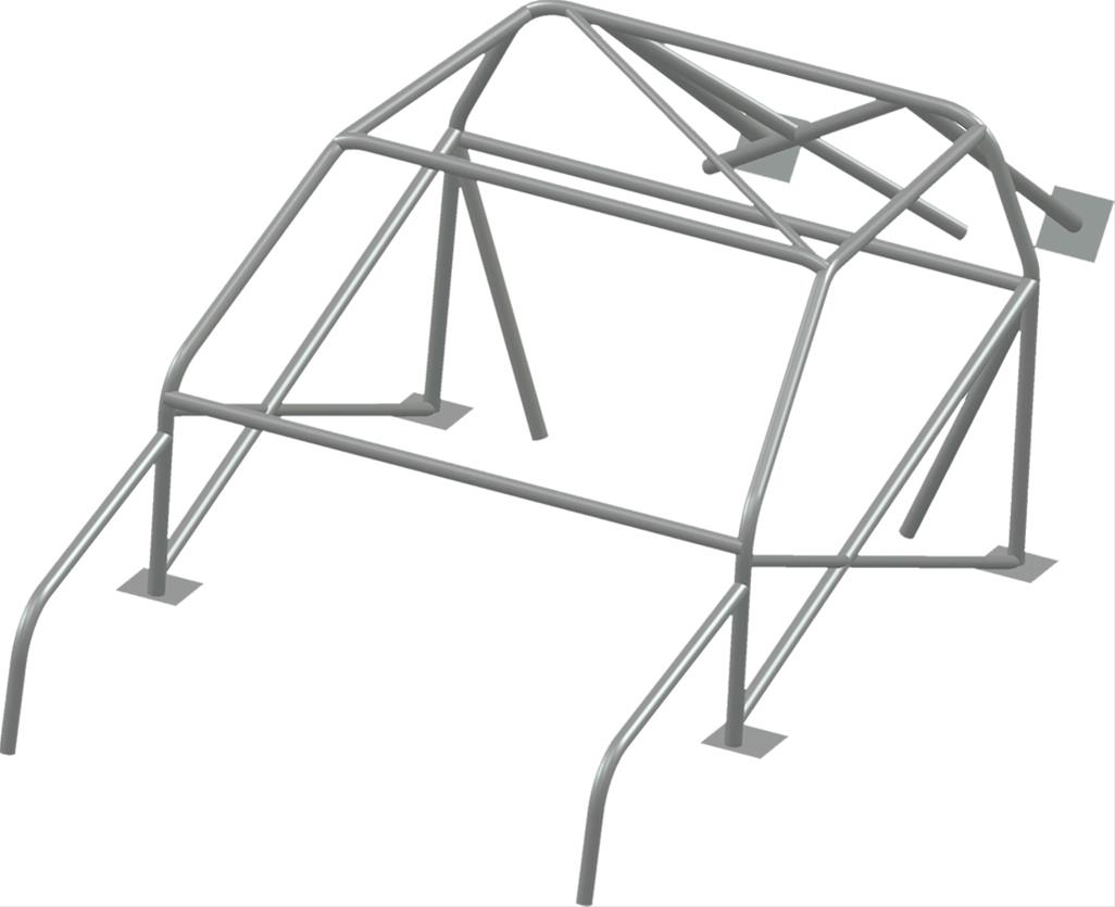 Roll Cage Chevy Impala 12 Point Roll Cage Help