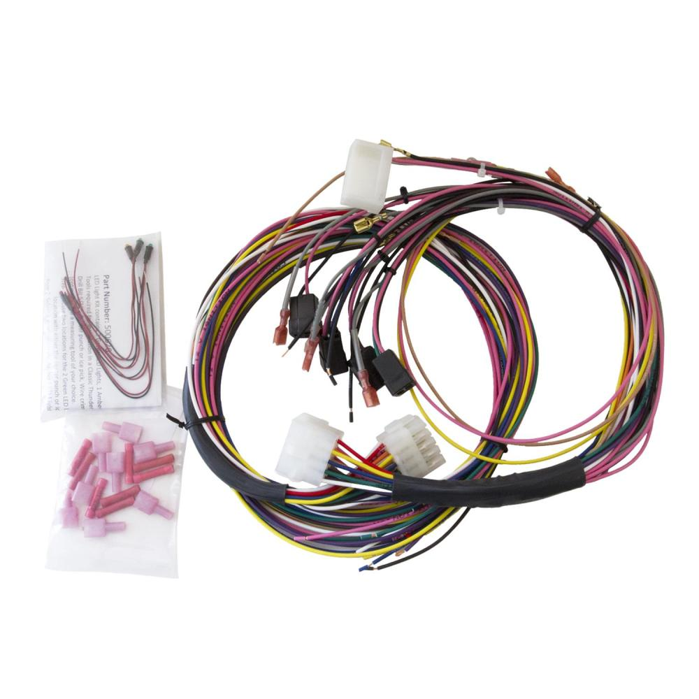 medium resolution of autometer universal gauge wiring harnesses 2198 free shipping on orders over 99 at summit racing