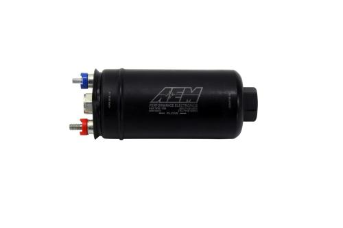 small resolution of aem electronics high flow external electric fuel pumps 50 1005 free shipping on orders over 99 at summit racing